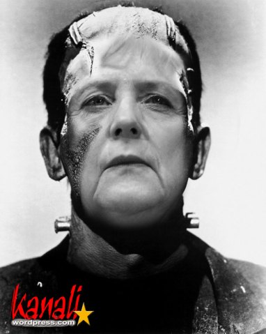 Merkel-Frankensteins_monster_Boris_Karloff